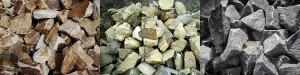 Бутовый камень в Калуе, продажа и доставка.