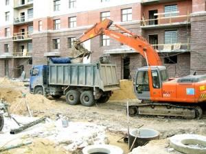 Земляные работы в Калуге