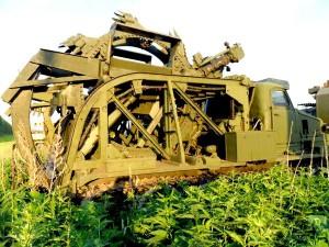 аренда бтм-3 быстроходная траншейная машина калуга