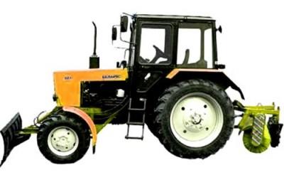 услуга трактора мтз в Калуге