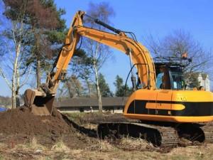 Сделать заказ на земляные работы в Калуге
