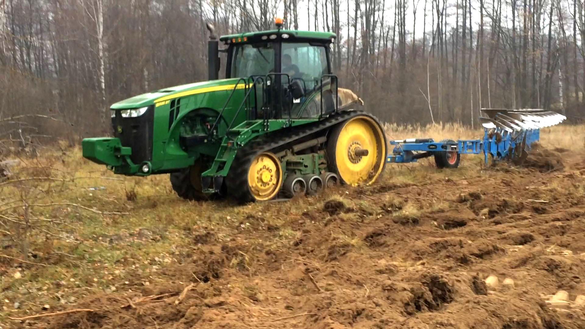 Трактор John Deere 8335 RT